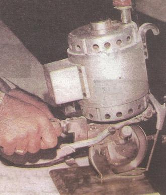 قیچی برقی مخصوص تولیدی دوزها