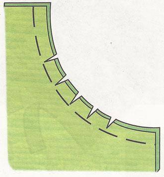 درزهای منحنی یکطرفه 2