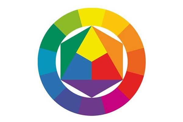 چرخه رنگ شناسی و تاثیر آن در طراحی