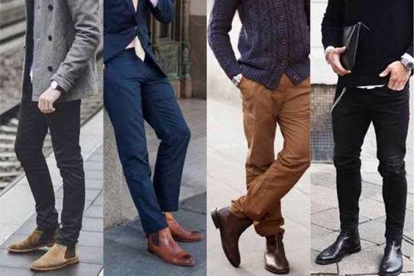 اصول ست کردن لباس مردانه