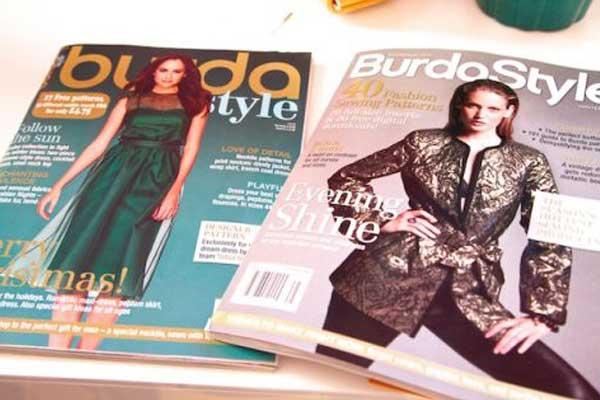 مجله بوردا بهترین مجله فشن و خیاطی