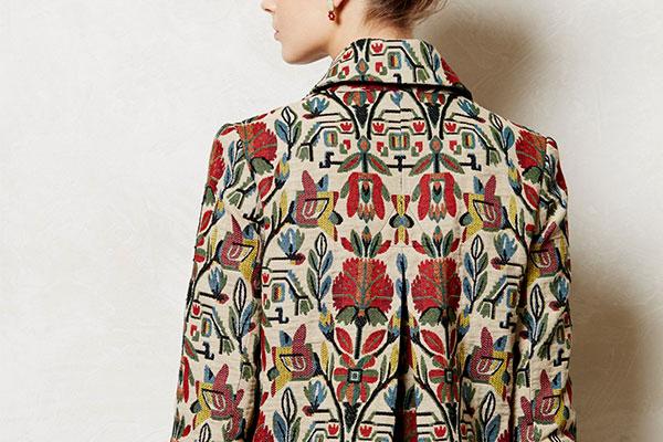 پارچه تاپستری در طراحی لباس